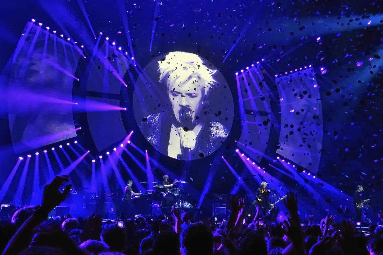 date des concerts à Paris