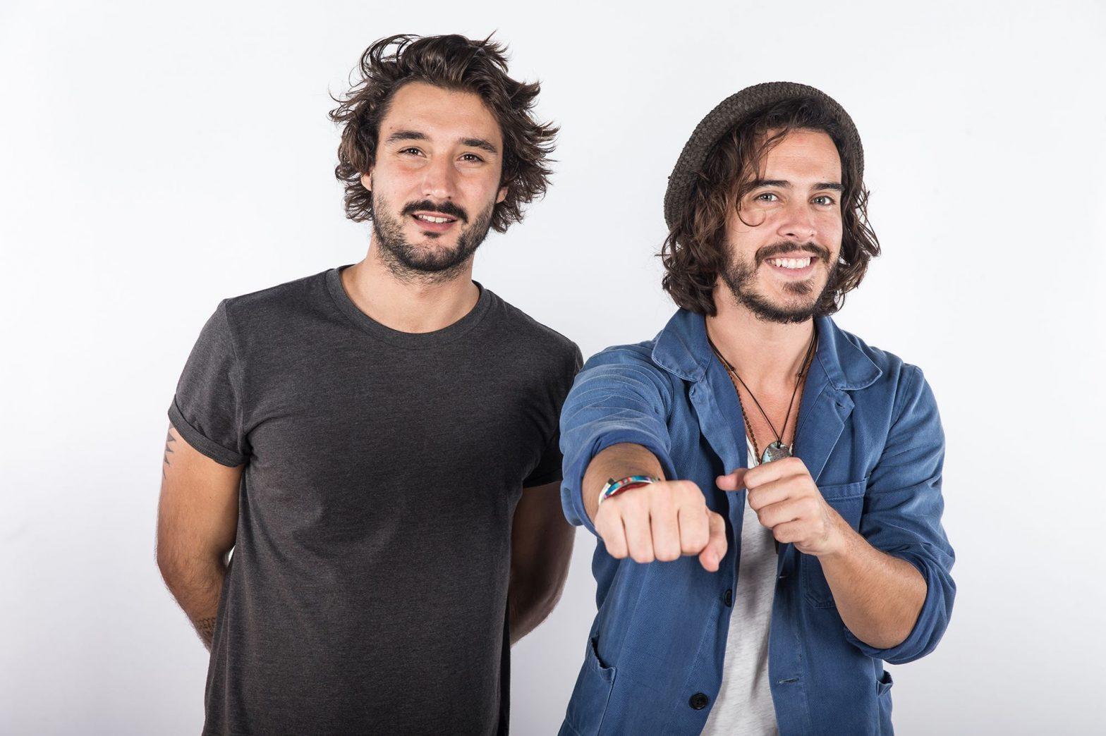 duo chanteurs français