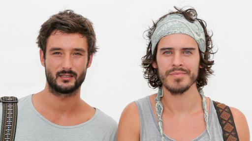 Le duo Delavega